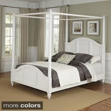 canopy for canopy bed naples king canopy bed by home styles free shipping today
