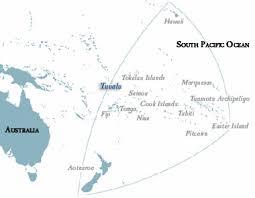 map of tuvalu map of tuvalu