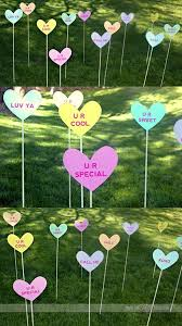 Valentine S Day Heart Decor by Valentine U0027s Day Heart Attack Lawn Signs Lawn Sign Lawn And Holidays