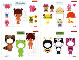 printable paper dolls free printable paper dolls laminate add velcro and voila kids