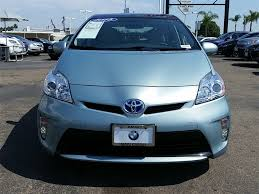 toyota hatchback 2015 used toyota prius 5dr hatchback three at bmw of san diego