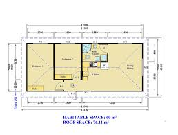 the christina granny flat design sydney narrow lot floorplans