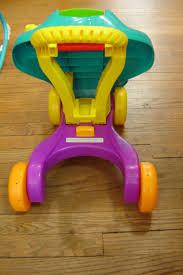 Radio Flyer Spring Horse Liberty Playskool Ride On Walker Toy Blue Enkore Kids