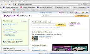 membuat group di yahoo mail cara membuat dan gabung mailing list pada yahoo dan google anda