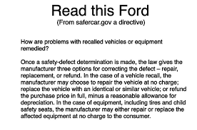 2001 ford mustang recalls 2014 ford mustang air bag recall 8 complaints