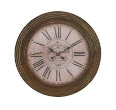 oversized wood 31 wall clock reviews joss
