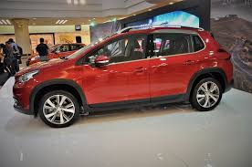 peugeot 2008 2017 peugeot 208 and 2008 with puretech engines launched autoworld com my