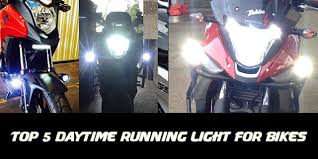 bicycle daytime running lights top 5 daytime running lights drl for bikes india auto advice