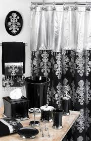 Bathroom Sets Shower Curtain Rugs Glamorous 268 Best Bathroom Set Accessories Images On Pinterest
