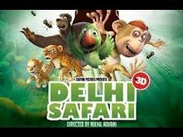 safari cartoon animation movies delhi safari movie english cartoons movie