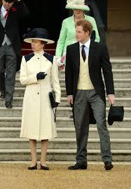 Princess Anne Princess Anne And Prince Harry Queen Elizabeth Ii 7
