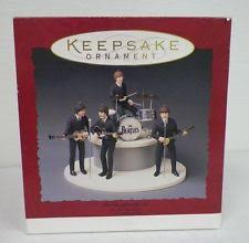 hallmark beatles ornament ebay