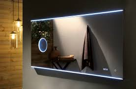 60 bathroom mirror led bathroom mirror with clock bathroom mirrors