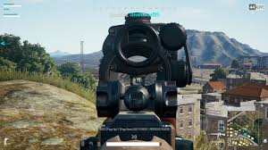 pubg 2x scope when you can t decide which scope you want to use pubattlegrounds