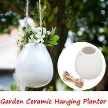 Hanging Ceramic Planter by Popular Hanging Ceramic Planters Buy Cheap Hanging Ceramic