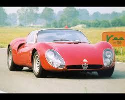 alfa romeo stradale alfa romeo coupé 33 stradale 1967
