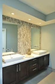 Bathroom Vanity Backsplash by Popular Of Bathroom Vanity Backsplash Ideas Photos Of Stunning