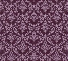 Purple Damask Wallpaper by Vintage Purple Wallpaper In Victorian Style Vector Image 92360