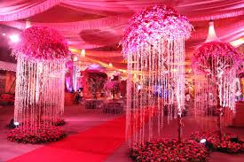 Marriage Decoration Themes - 24x7 entertainment wedding planner