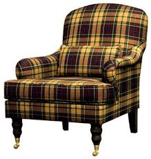 Tartan Armchairs Best 25 Tartan Chair Ideas On Pinterest Ralph Lauren Fabric