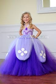 Ariel Halloween Costume Kids Sofia Tutu Dress Yoursparklebox Charlotte Modeling