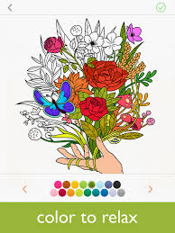 colorfy coloring book app store