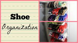 Organize Apartment by Organizing Shoes For Small Apartments Sokisssoph Youtube