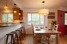 Kitchen Hanging Lights Over Table by Ideas For Lighting Over Kitchen Island
