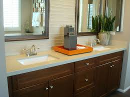 Devonshire Kohler Faucet Contemporary Master Bathroom With Undermount Sink U0026 Limestone