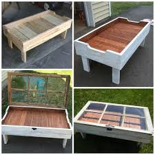 Diy Wooden Table Top by Best 25 Wood Pallet Coffee Table Ideas On Pinterest Homemade