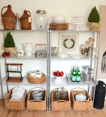storage shelves with baskets glass bath shelves full image for storage shelf with rattan