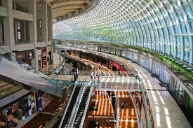 what does the luxurious marina bay sands resort consist of