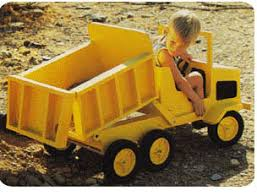 Plans For Wood Toy Trucks by Pedal Car Plans For Children All Ages Woodworking Plans Dump