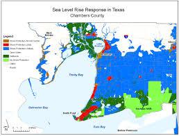 Map Houston Tx Adapting To Global Warming