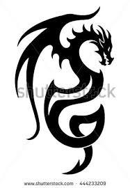 dragon tattoo clipart clipground
