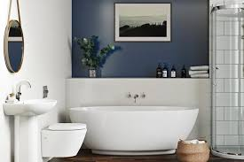 Navy And White Bathroom Ideas 30 White Bathroom Ideas That Are Far From Boring Loveproperty