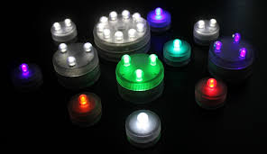 remote control battery lights submersible acolyte floralytes are waterproof small battery