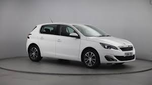 peugeot partner 2016 white used peugeot 308 white for sale motors co uk