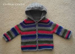 toddler striped sweater cre8tion crochet