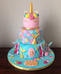 mermaid birthday cake mermaid birthday cakes popsugar