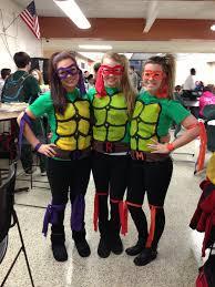 super easy homemade teenage mutant ninja turtles costumes