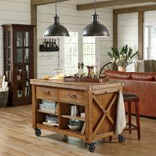 birch kitchen island home decoration ideas