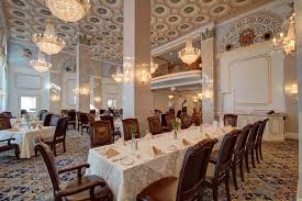 Crystal Dining Room  Floridan Palace - Crystal dining room