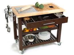 outdoor cooking prep table pro chef 23 75x40 5 food prep station