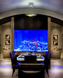 amazing built in aquariums in interior design view in gallery jeffrey shah luxury home