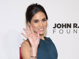 meghan markle opens up on relationship with prince harry cbs news