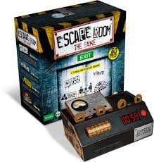 The Room Game - escape room the game thrilling and mysterious board game are