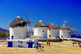 mykonos the party island of greece u2014 steemit