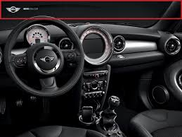 2010 Mini Cooper Interior Vehicle Highlights Small Car Challenge