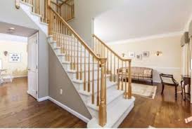 Wood Banisters And Railings Cost To Stain Paint Stair Railings And Balusters